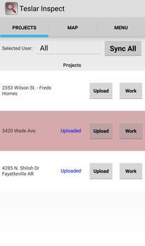 Teslar Construction Inspection screenshot 3