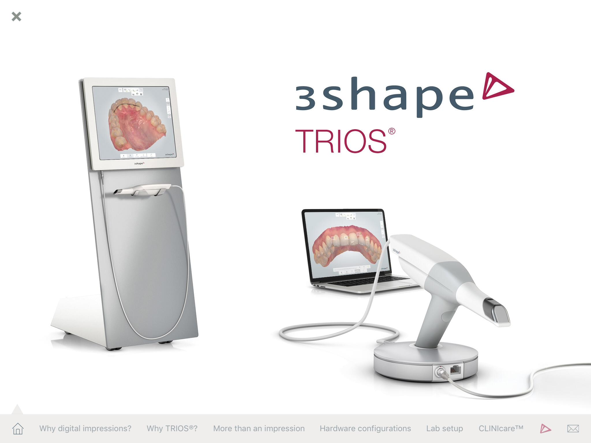 3Shape TRIOS® for Android - APK Download