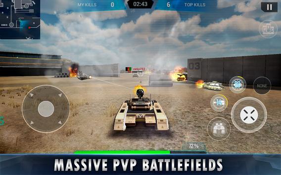 Tank Battle poster