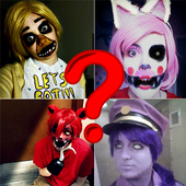 Cosplay Quiz for FNAF icon