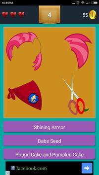Iconic Pony Quiz poster