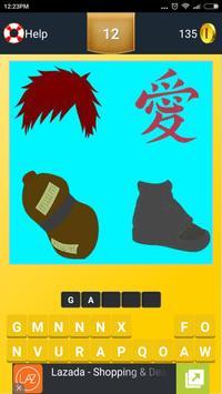 Iconic Ninja Konoha Quiz apk screenshot