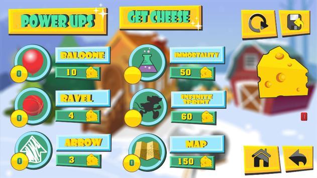Mouse In Maze apk screenshot
