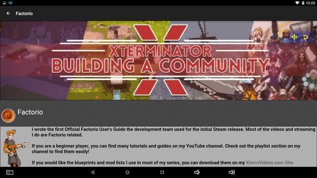 Xterminator Gaming screenshot 8