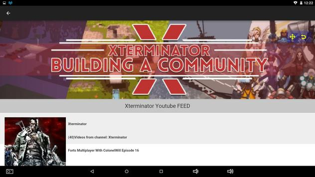 Xterminator Gaming screenshot 9