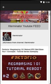 Xterminator Gaming screenshot 1