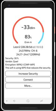 WiFi Warden ( WPS Connect ) apk screenshot