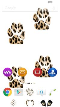 Theme Leopard poster