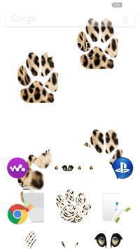Theme Leopard screenshot 1