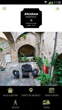 Abraham Hostels screenshot 1