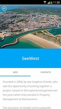SeeWest Rentals apk screenshot
