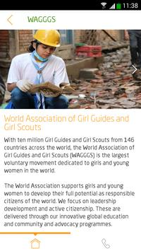 World Assoc.Girl Guides/Scouts apk screenshot