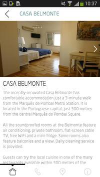 CASA BELMONTE apk screenshot