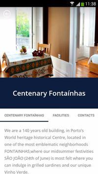 Centenary Fontaínhas Apts apk screenshot