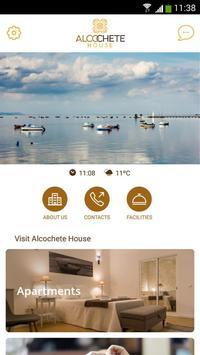 Alcochete House poster