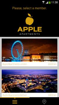Apple Apartments poster