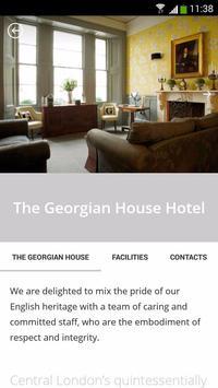 Georgian House apk screenshot