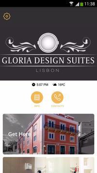 Gloria Design Suites poster