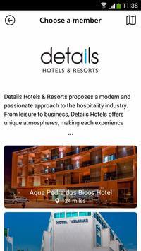 Details Hotels & Resorts poster