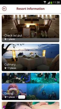The Emerald Cove Koh Chang apk screenshot