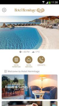 Hotel Hermitage Isola d'Elba poster