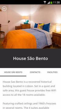 House of São Bento apk screenshot