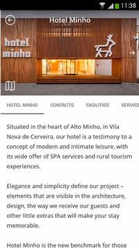 Hotel Minho apk screenshot