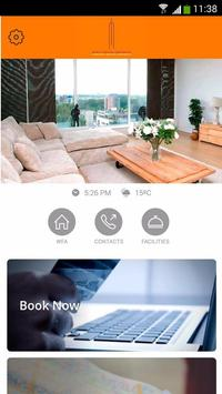 WFA Serviced Apartments poster