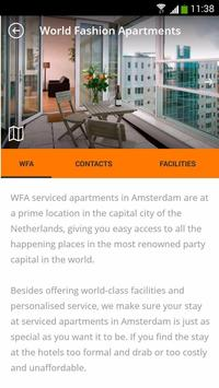 WFA Serviced Apartments screenshot 1