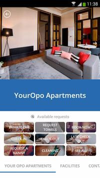 YOUR OPO Apartments screenshot 1