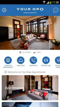 YOUR OPO Apartments poster