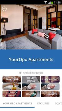 YOUR OPO Apartments apk screenshot