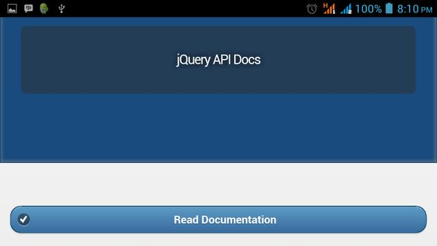 jQuery API Documentation screenshot 10