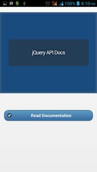 jQuery API Documentation screenshot 1