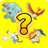 Who's That Pokemon: 2nd generation icon