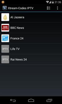 Xtream-Codes IPTV screenshot 1