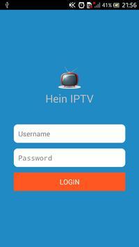 Hein IPTV poster