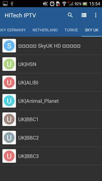 Hein IPTV screenshot 15