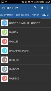Hein IPTV screenshot 6