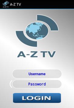 A-Z IPTV poster