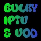 BulkyIPTV&VOD icon
