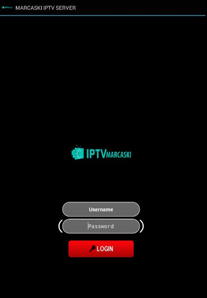 Marcaski IPTV Server for Android - APK Download