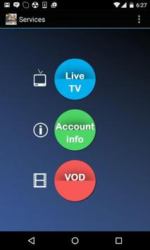 Media-Movies IPTV screenshot 2