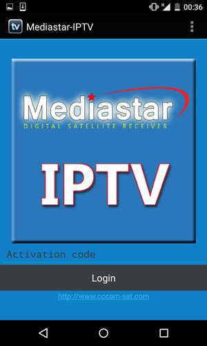 Mediastar IPTV for Android - APK Download