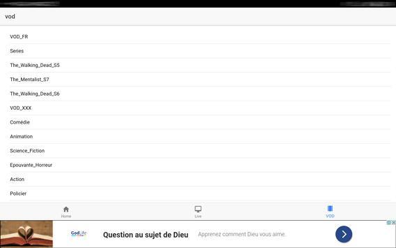 Xtream IPTV Player screenshot 8