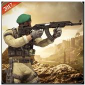 Commando Adventure Warrior 3D icon