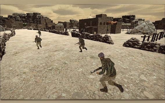 Commando Adventure Warrior 3D apk screenshot