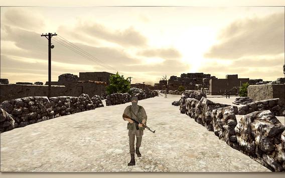 Commando Adventure Warrior 3D poster