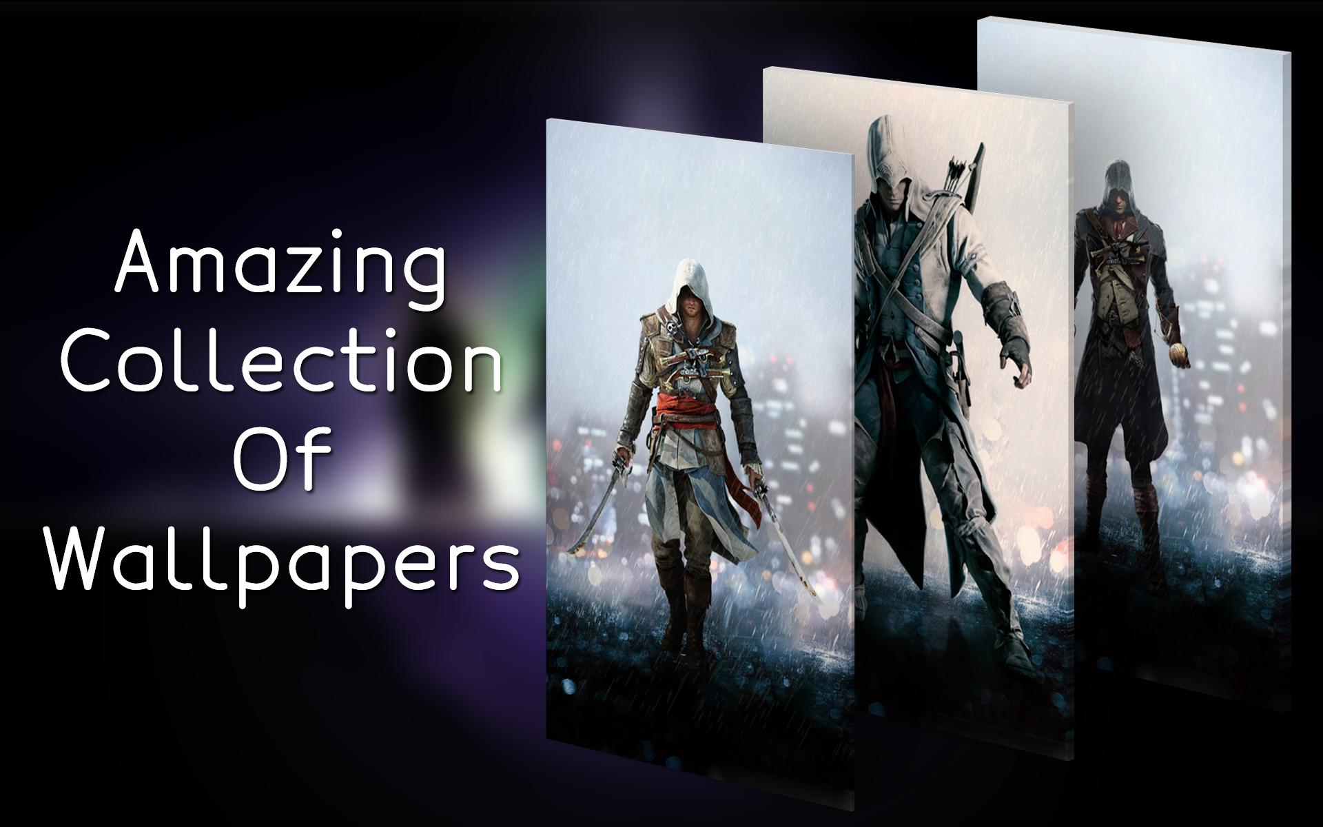 Assassin Creed 4k Wallpapers For Android Apk Download