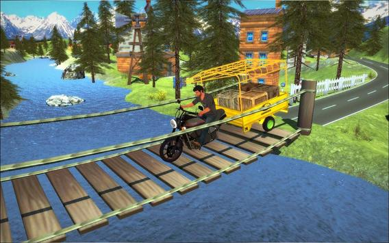 City Cargo Chingchi Rickshaw apk screenshot